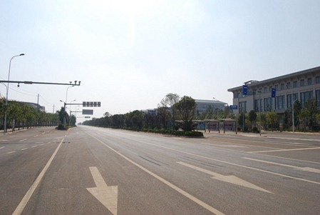 Chenggong Ghost Town